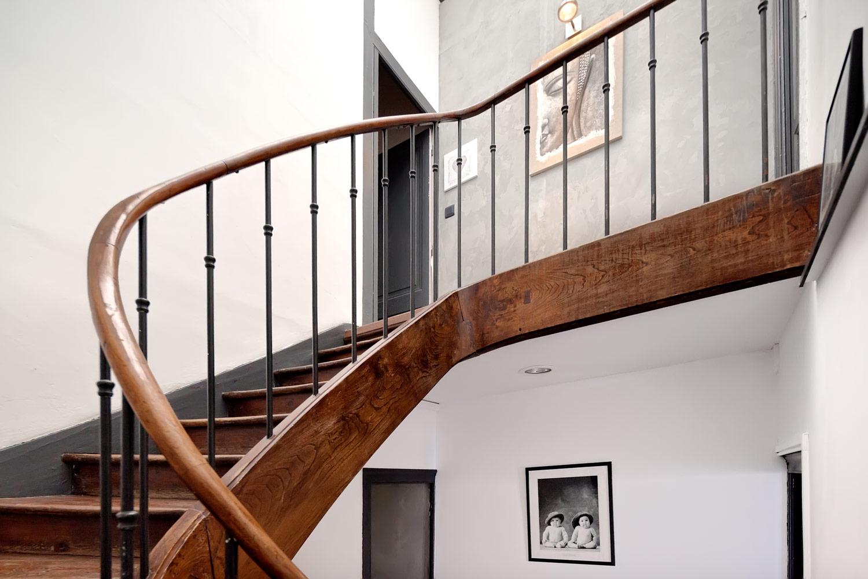 photo escalier maison